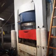 Mechanical Press C-frame VSS LE400C – JASTEC – New and used